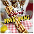 Spiral hot-dog (All-<b>Clad</b>)