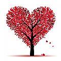 Les Valentin de mon arbre
