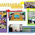 Kamishibai à l'école