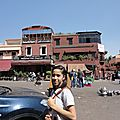 Kenza à marrakech