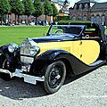 Bugatti type 57 carrossée par Stelvio de 1934 (9ème Classic Gala de Schwetzingen 2011) 01