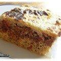 Pastitsio (gratin de pâtes grec)