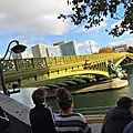 Le Pont Mirabeau, <b>centenaire</b> <b>Apollinaire</b>, tous ponts et poèmes ! Mardi 20 novembre 2018 : Balandier pour parler <b>d</b>'Apo !