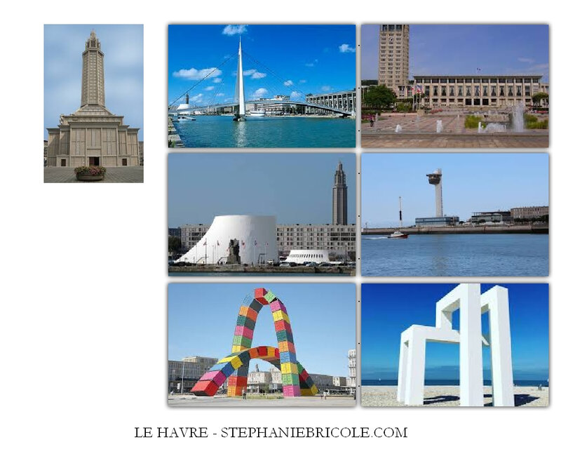 MONUMENTS LE HAVRE