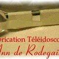 fabrication d'un teleidoscope