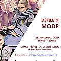 <b>Défilé</b> de MODE - 28.9.2019