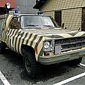 GMC Sierra 35 <b>firetruck</b> 1977-1978