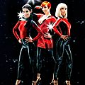 Star Trek latex sexy 5