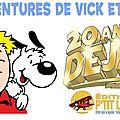 Saint-Malo BD Vick et Vicky