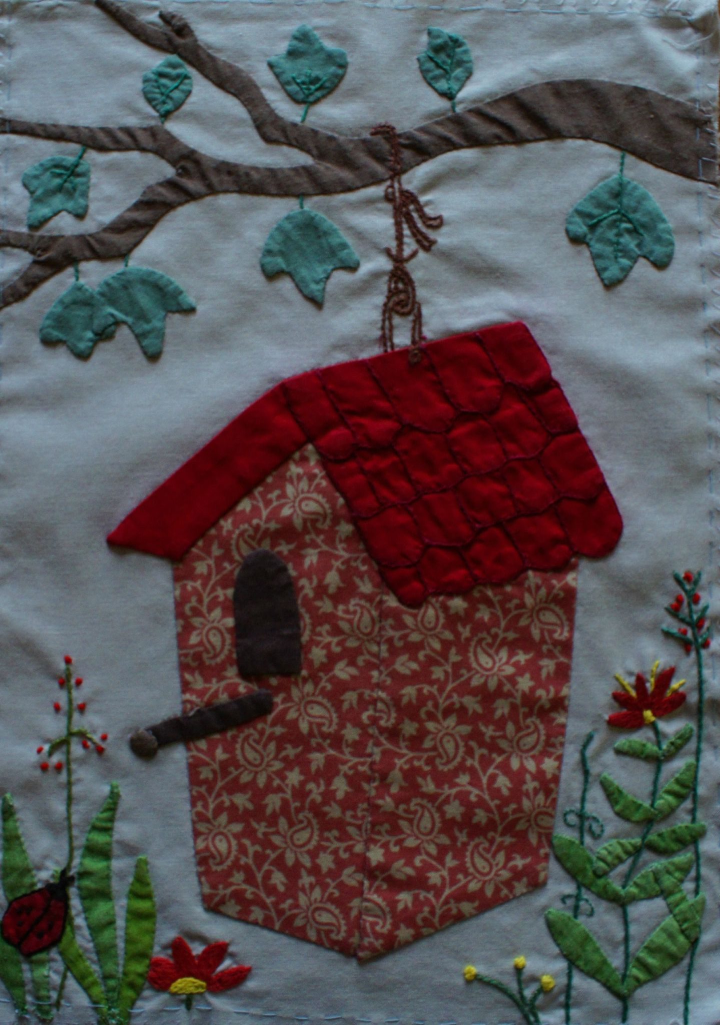 Birdhouses Lane - nichoir 1