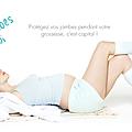 Celle qui vous parlait de santé de vos jambes avec sigvaris (concours facebook inside)