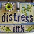 boite encres Distress