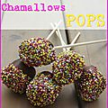 Chamallows pops