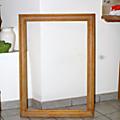Le miroir de la salle de bain
