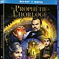 Sorties DVD début février : La prophétie de l'Horloge/ <b>Burning</b>/ Frères ennemis
