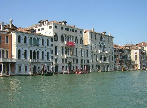 Palazzo sur le Grand Canal