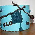 Couronne n°24 : flo aime le choco ...