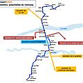 Tours envisage le développement du tramway