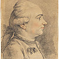 Nationalmuseum Sweden acquires two 18th century <b>portrait</b> drawings
