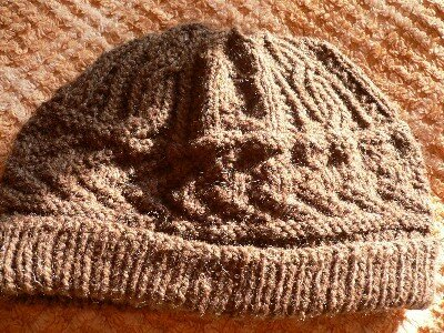 Tierra Cap (Moorit shetld heather) Jamieson's