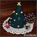 Roselaine236 Adriafil Regina sapin Noël
