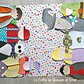 proposé par Un petit colis aux pommes pour la naissance de Paulin - Couture, crochet, dessin - le coffre de Scrat et Gloewen, couture, lecture, DIY, illustrations...