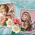 2petits cadres anges