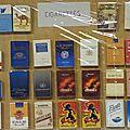 Paquets cigarettes