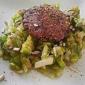 Cuisine: recettes de steaks aux haricots rouges (vgl)
