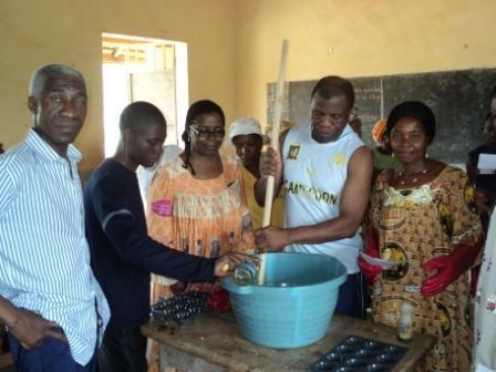 formation femme rurale a Monatele avec Dr AWONO ONANA2