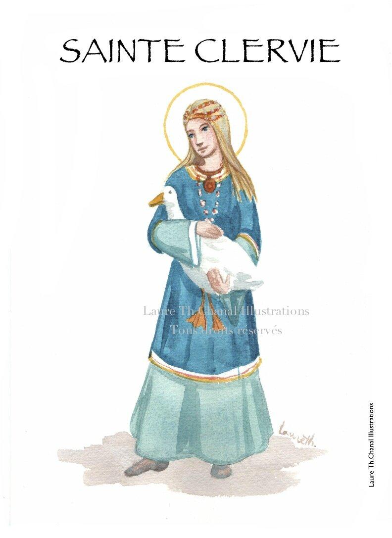 sainte Clervie