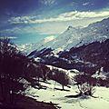 Vacances au ski....ou presque!