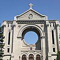 Cathédrale St Boniface, Winnipeg MB