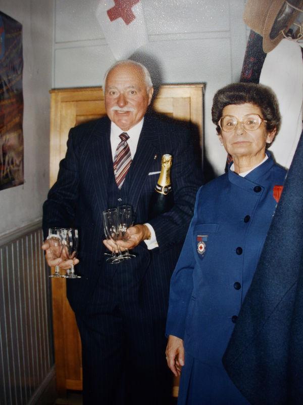 1986, Chevalier de la L