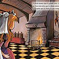 Cybelle et le monstre du chateau extrait 3