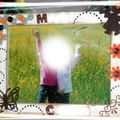 Cadre photo scrap !!!