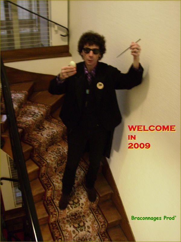 2009 à la coke
