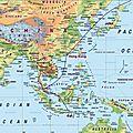 Cambodge, <b>Banlung</b>, Stung Treng, Prasat Phrea Vihear