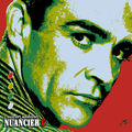 Nuancier pop'art C, Sean Connery