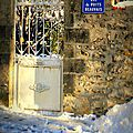 rue du puits Beauvais