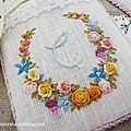 La Broderie - Embroidery