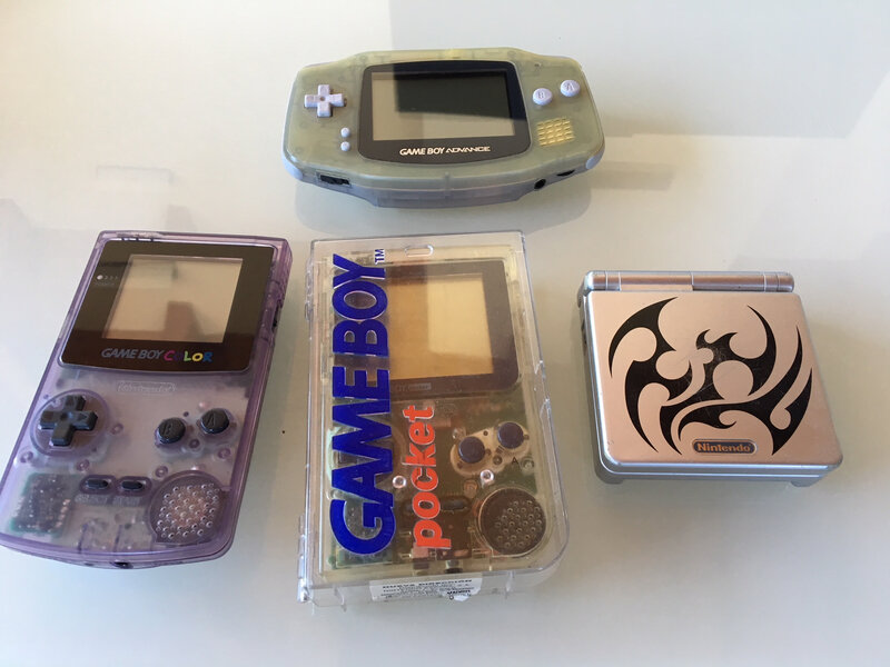 All Gameboy