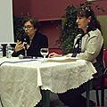 Nicole Faessel interviewe Marie-Pierre Rey