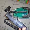 <b>Aspirateur</b> THOMAS aqua plus 10