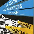 Le club des policiers yiddish de michael chabon