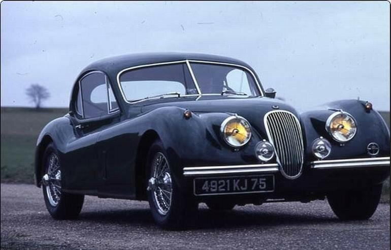 1948 - Jaguar XK 120