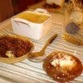 Quatuor apéritif : figues et foie gras en folie