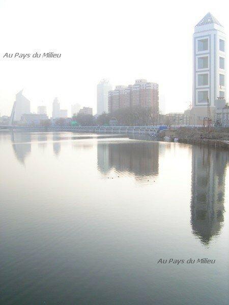 Tianjin sur le Haihe
