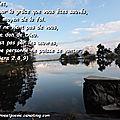 Ephésiens 2:8,9 (Versets d'Or Pur - 25-43)