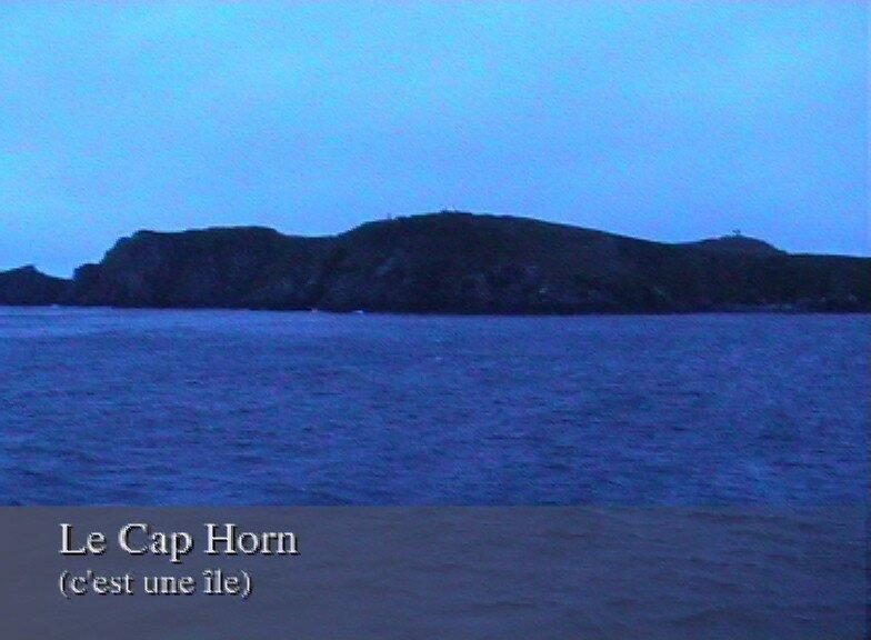 Arrivée au Cap Horn